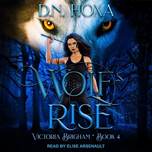 Wolf's Rise cover art