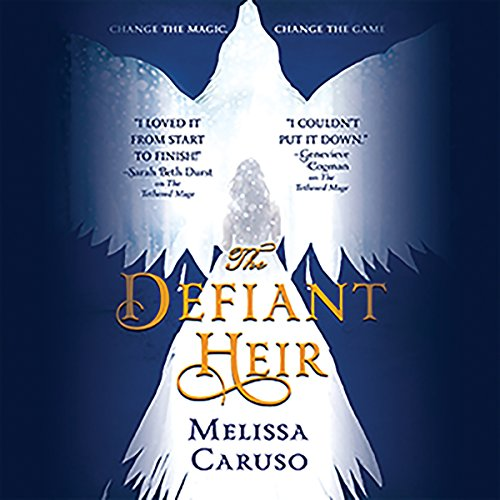 The Defiant Heir audiobook cover art