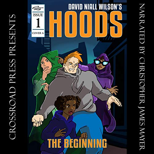 Hoods: The Beginning audiobook cover art