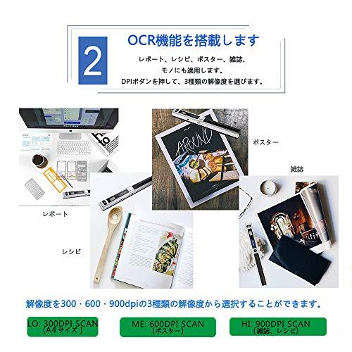 MUNBYN『iscan01(IDS001-SI)』