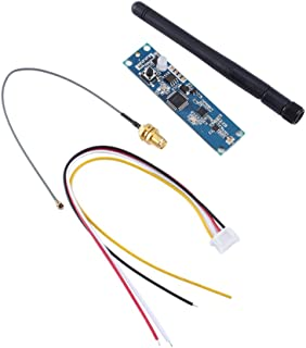 Wireless DMX512 2.4G Led Stage Light Transceiver PCB Modules Board LED Controller Transmitter Receiver with Antenna
