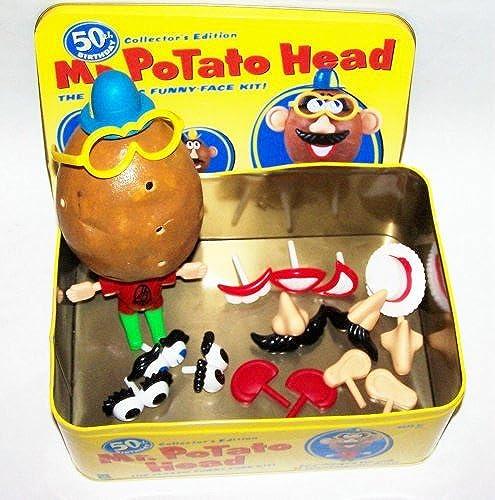 50th Birthday Collector's Edition Mr. Potato Head, the Classic drôle-face Kit