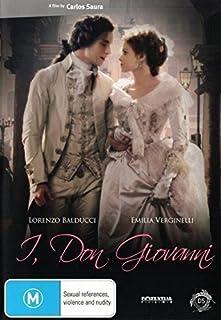 I Don Giovanni [DVD] [Import]
