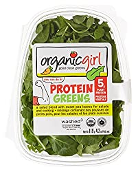 Organicgirl Protein Greens, 4.2 oz Clamshell