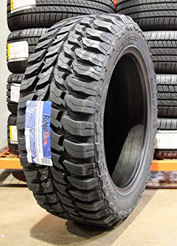 Road One Cavalry M/T Mud Tire RL1423 35x12.50-22 35 12.50 22 LRF 121Q