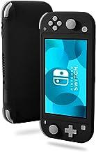 Capa De Silicone Proteção Para Nintendo Switch Lite - Black