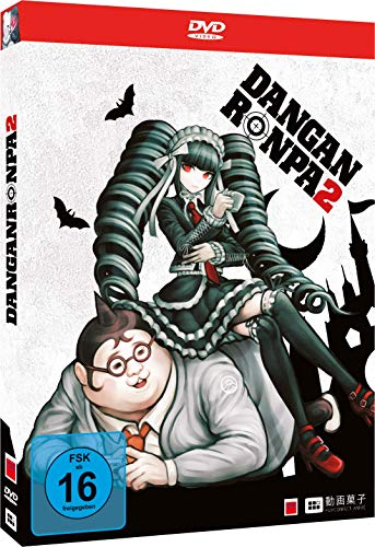 Danganronpa - Staffel 1 - Vol.2 - [DVD]