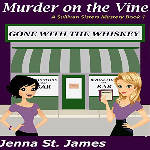 Murder on the Vine audiobook cover art
