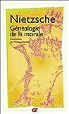 Généalogie de la morale by Friedrich Nietzsche (2000-03-27) - Flammarion - 27/03/2000