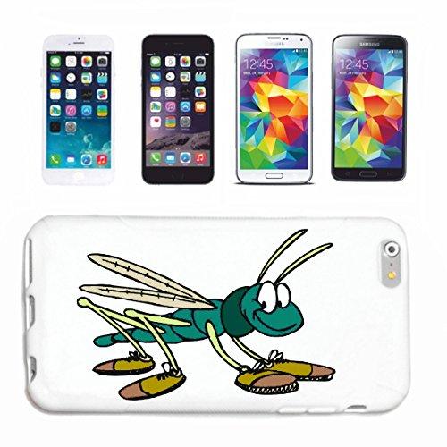 Reifen-Markt Funda para teléfono móvil compatible con Samsung Galaxy S4 Mini, diseño de dibujos animados