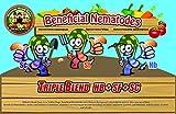 NaturesGoodGuys Beneficial Nematodes Triple Blend Pack HB+SC+SF - 50 Million