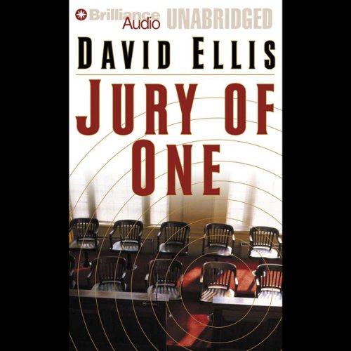 Jury of One audiobook cover art