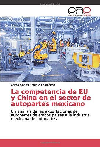 La competencia de EU y China en el sector de autopartes mexicano: Un análisis de las exportaciones de autopartes de ambos países a la industria mexicana de autopartes