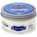 [エム・モゥブレィ] シューケア 靴磨き 栄養 保革 補色 ツヤ出しクリーム シュークリームジャー ニュートラル 50ml