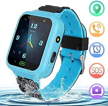 Yenisey Kids Smart Watch GPS Tracker with SOS Call Camera Flashlight