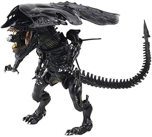 Baaeedy Alien Queen 17cm Metal Hybrid Action Figure # 047 Aliens VS Predator PVC Models Toy