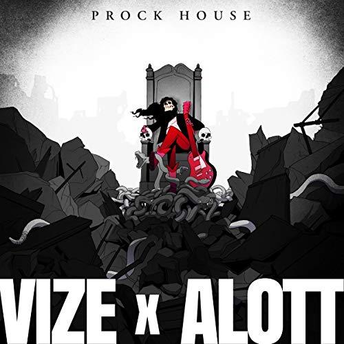 VIZE x ALOTT - Prock House - (Red Vinyl LP) [Vinyl LP]