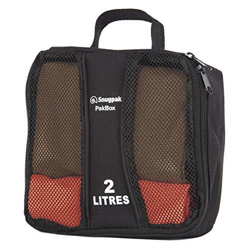 Snugpak Pakbox 4 Packing Organiser One Size Black