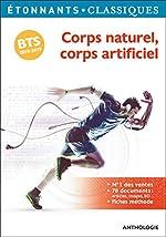 Corps naturel, corps artificiel - Programme BTS 2018-2019 d'Elise Chedeville