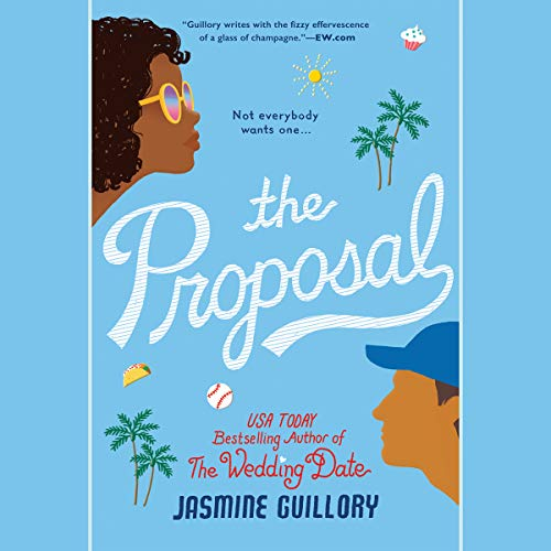 The Proposal audiobook cover art