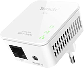Tenda P200 Twin Pack - Powerline Network Adapters 0-45 °C, -40-70 °C, 50/60 Hz, 10-90%, 3-90%