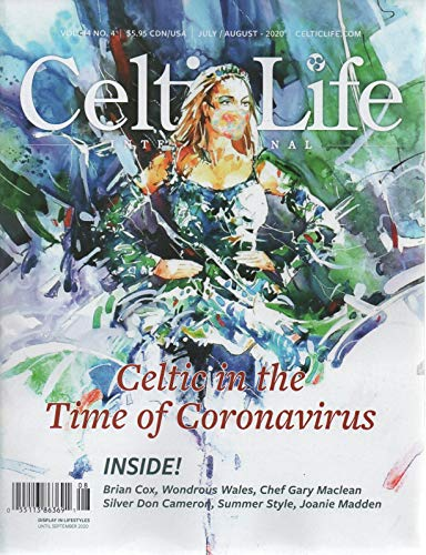 Celtic Life July August 2020 Magazine