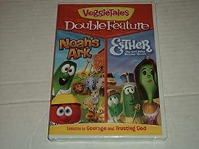 Veggietales double feature, NOAH's ARK & ESTHER,the girl who became queen DVD