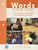 Words Their Way Letter and Picture Sorts for Emergent Spellers (What's New in Literacy)