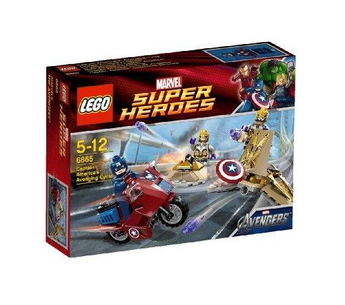 LEGO Super Heroes 6865 - Capitan America