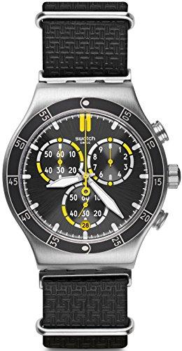 Watch Swatch Irony Chrono YVS422 ORANGE TEETH