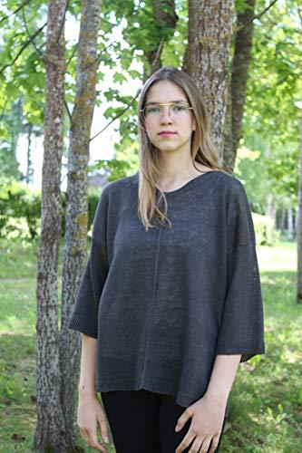 Transparent blouses