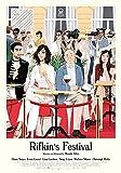 Official - Rifkin's Festival (Woody Allen) 2020 Poster