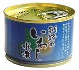 マルハニチロ北日本 釧路のいわし水煮 150g ×12個