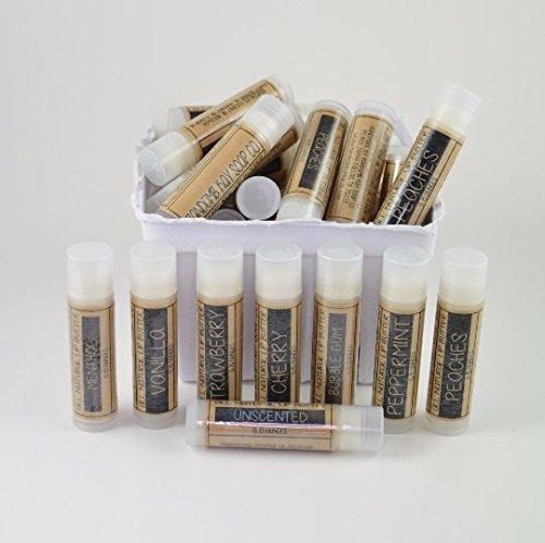 Natural Lip Butter | Lip Balm | Chapstick | Color Free | Homemade