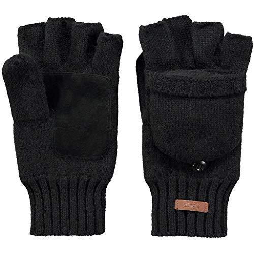 Barts Herren Handschuhe 15-0000000094 Schwarz (Schwarz) One Size