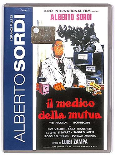 EBOND Il Medico Della Mutua I Grandi Film Alberto Sordi DVD Editoriale