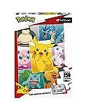 Nathan- Puzzle 250 pièces-Types de Pokémon Puzle Infantil, Color (Ravensburger 4005556868827)