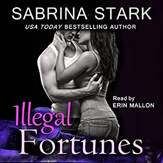 Illegal Fortunes audiobook cover art