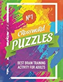 Crossword Puzzles: Best Brain Training Activity for Adults