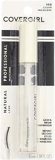 ماسكارا لاش طبيعية من كوفر جيرل، شفاف [100] 0.34 أونصة