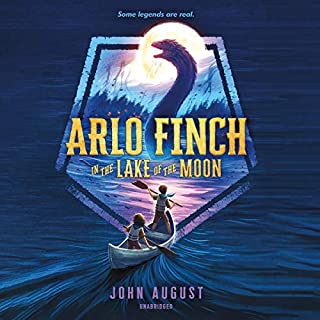 Arlo Finch in the Lake of the Moon                   By:                                                                                                                                 John August                               Narrated by:                                                                                                                                 James Patrick Cronin                      Length: 8 hrs and 30 mins     19 ratings     Overall 5.0