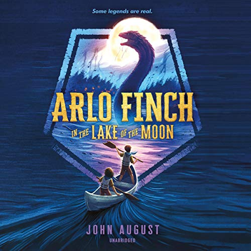 Couverture de Arlo Finch in the Lake of the Moon