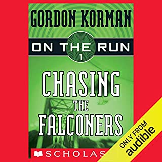 Chasing the Falconers audiobook cover art