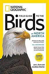 Book: Field Guide to North American Birds