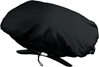 ProHome Direct Waterproof Grill Cover for Weber Q2000 Series Gas Grills, Compare to Weber 7111 Cover, Black