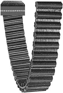 CARLISLE RBX90-2 Rubber Gold Ribbon Cog-Band Banded Belts 94 Length 21//32 Width 94 Length 21//32 Width 2 Bands