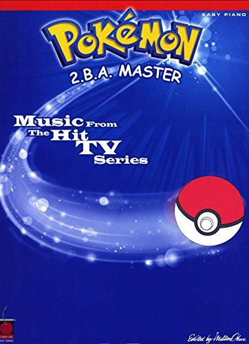 Pokemon - 2.B.A. Master - Easy Piano Songbook (Piano-Fun!) (English Edition)