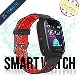 Smartwatch niños con localizador GPS+WiFi+AGPS+LBS Llamadas y cámara...