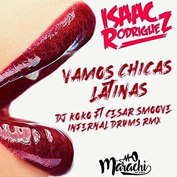 Vamos Chicas Latinas (Infernal Drums)