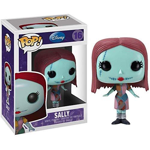 Sally: The Nightmare Before Christmas x Funko POP! Vinyl Figure & 1 POP! Compatible PET Plastic Graphical Protector Bundle [#016 / 02469 - B]
